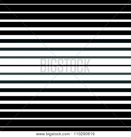 Straight, Parallel Horizontal Lines. Lineal, Linear Backdrop. Horizontally Seamless.