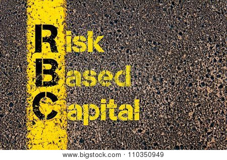 Accounting Business Acronym Rbc Risk-based Capital