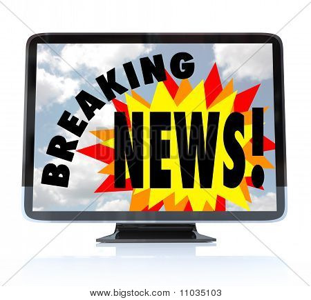 Breaking News - High Definition Television Hdtv