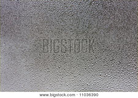 Drops On A Window