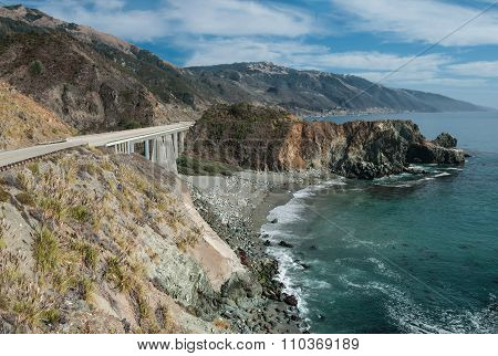 California Coastal Road