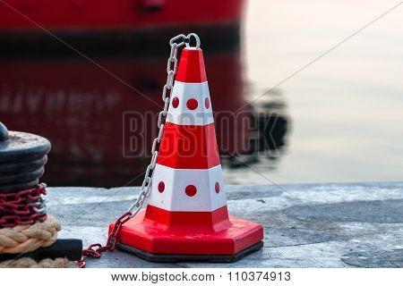 Signal cone.