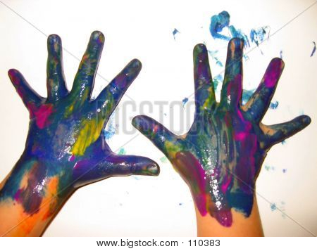 Nearly Handprints