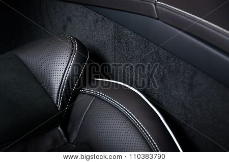 Leather Car Seats.