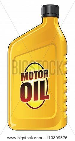 Motor Oil Quart