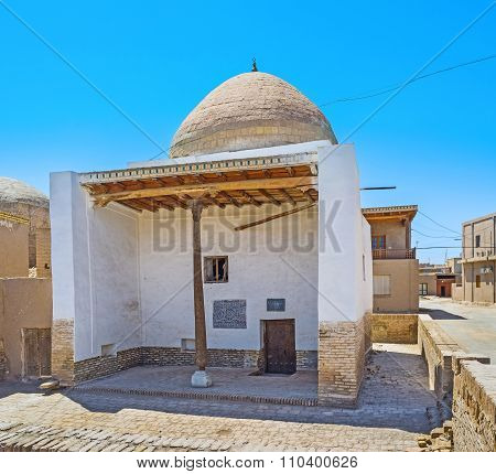 The Old Khivan Mosque