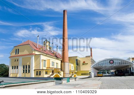 Pilsner Urquell Brewery, Pilsen, Bohemia, Czech Republic