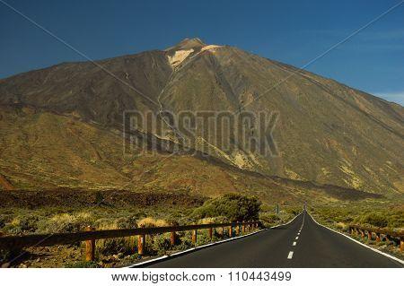 El Teide, national park (Volcano, Tenerife)