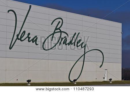 Ft. Wayne, In - Circa December 2015: Vera Bradley World Headquarters And Design Center I
