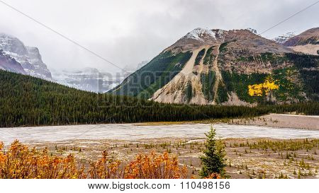 The Beginnings of the Athabasca River