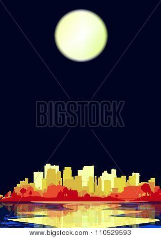 City Under A Pale Moon