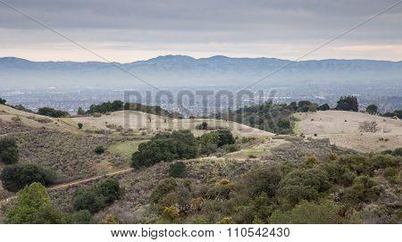 Fremont Older Open Space Preserve, Northern California Landscape
