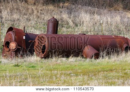 Locomotive boilers