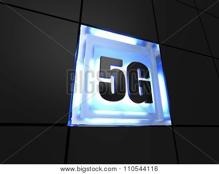5G (fifth generation mobile networks)