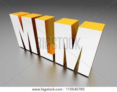 MLM (Multi-level marketing)