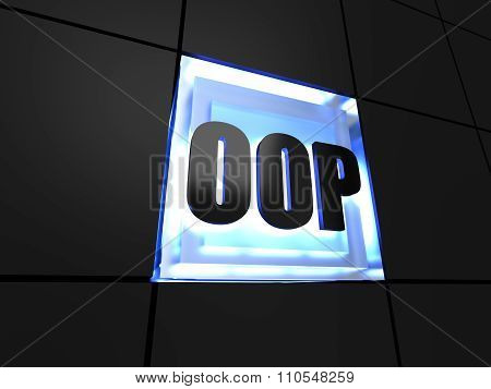 OOP - Object-oriented programming