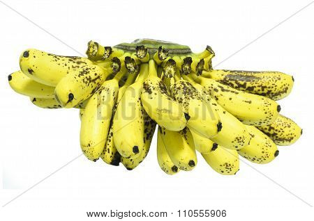 Easily digestible food on white background. Fruit Thai