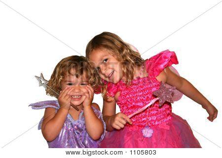 Two Little Fairies