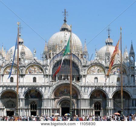 Basillica Venice