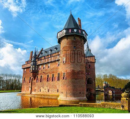 Castle De Haar in Utrecht