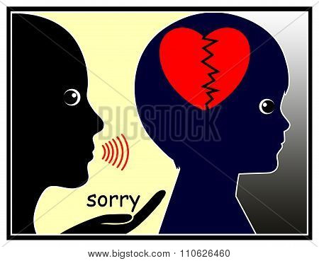 Saying You Are Sorry