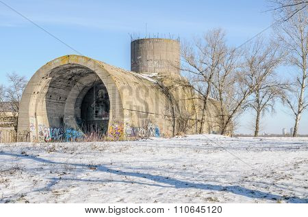 Stalin's Tunnel In Kiev