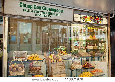 Greengrocer Store Launceston