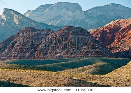 On The Way To Red Rock Canyon