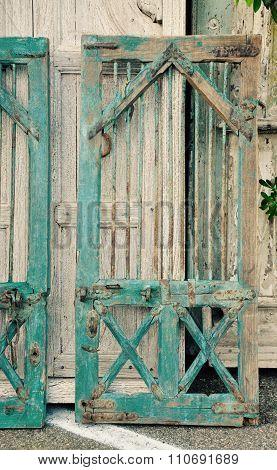Shabby Chic Design: Doors