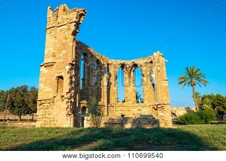 Church of St George of the Latins. Famagusta (Gazimagusa) Cyprus