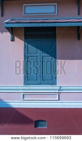 Antique Window Thai Style