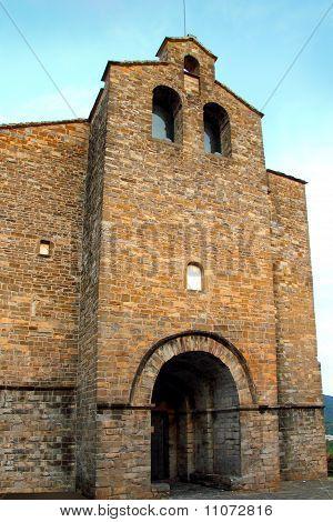 San Pedro Siresa Romanesque Monastery