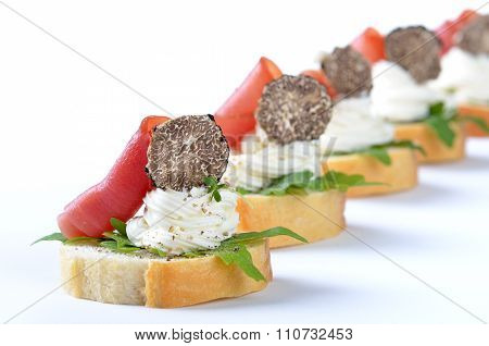 Delicious morsels