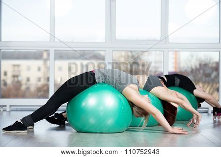 Backbend Exercises On Balls