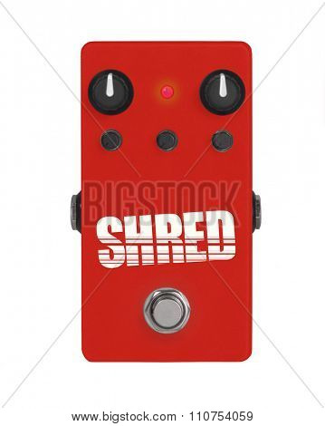 Guitar Effect Pedal - Guitar Solo - Shred