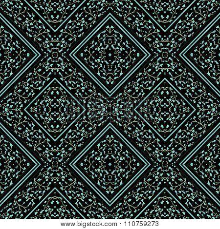 Luxury Floral Decorative Pattern