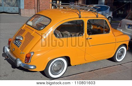 The Fiat 600