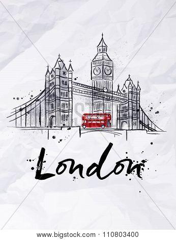 Poster London