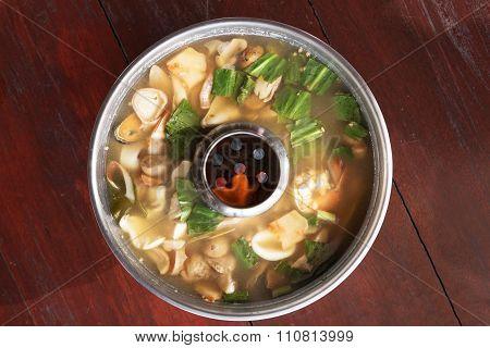 Tom Yam Goong, Thai Food
