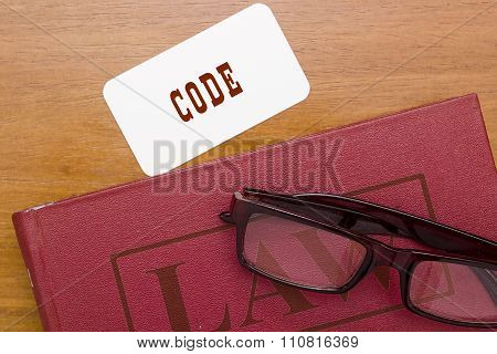 Legal Code - The Basis Of Law