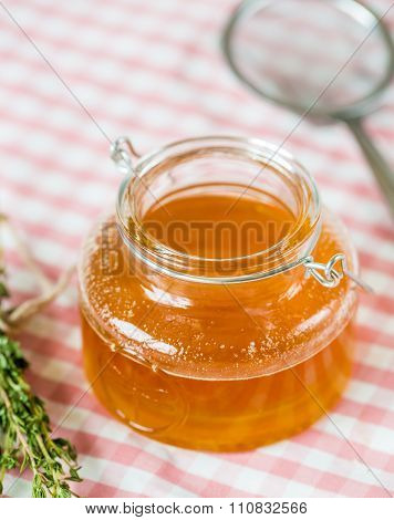 Clarified Liquid Ghee Butter