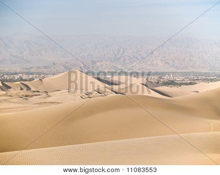 Desert Of Ica, Peru