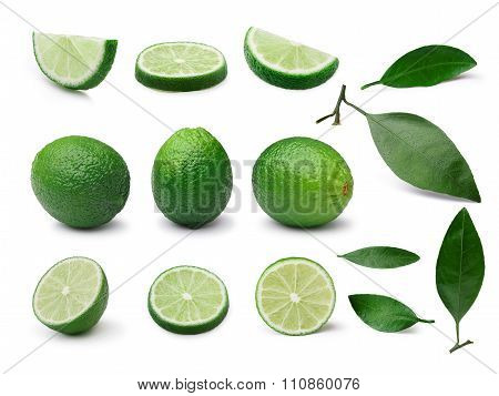 Lime Isolated Kit