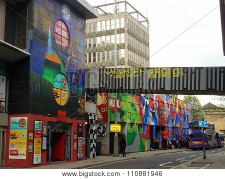 Mural competition Bristol
