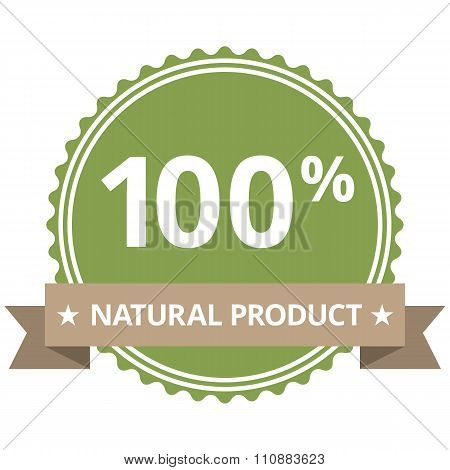 100% Natural Product
