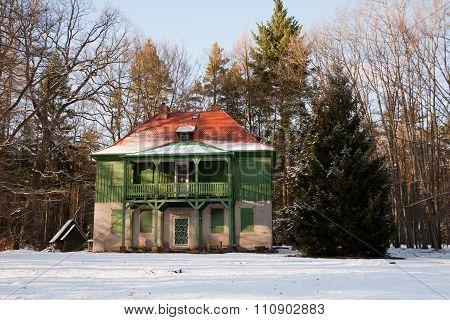 Green house Hummelshain
