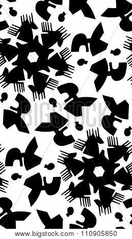 Monotone Repeating Abstract Heads