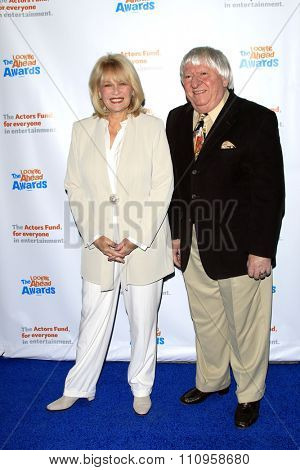 LOS ANGELES - DEC 3:  Ilene Graff, Ben Lanzarone at the The Actors Fund�¢??s Looking Ahead Awards at the Taglyan Complex on December 3, 2015 in Los Angeles, CA