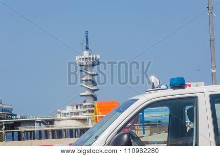 The Hague, Schevennigen Pier, The Netherlands