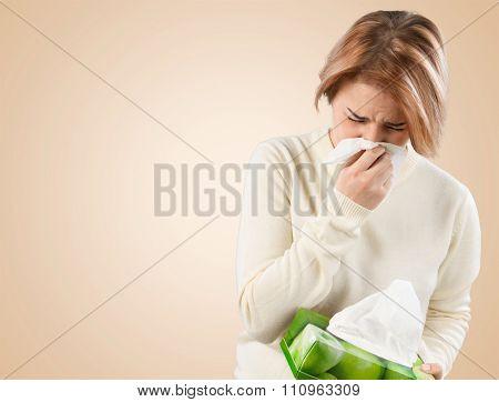 Illness.